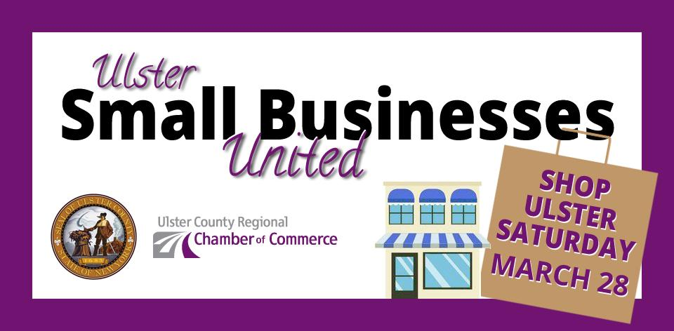 Ulster Small Business Saturday