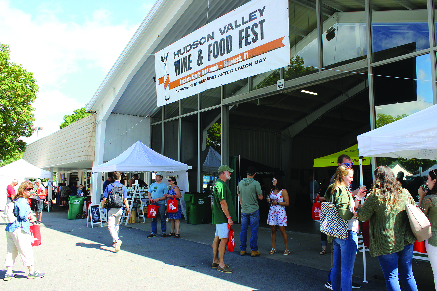 Hudson Valley Wine & Food Festival takes a pass for 2020